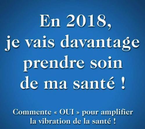 2018 sante