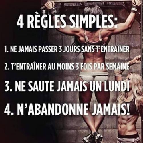 4 regles
