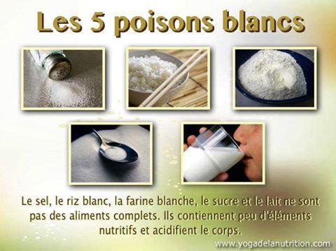 5 poisons