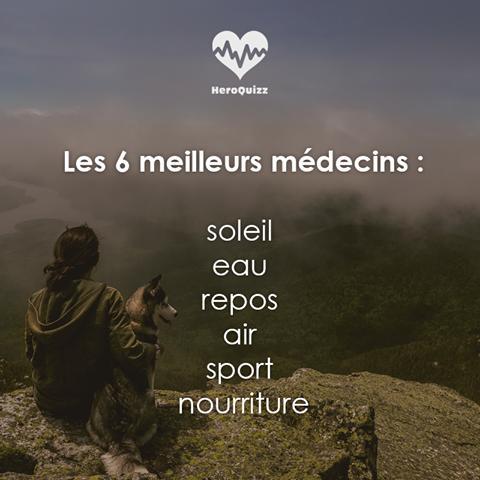6 medecins