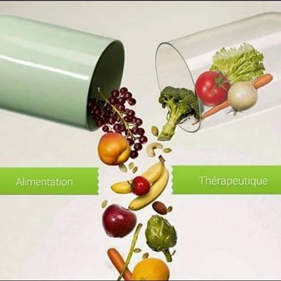 Alimentation therapeutique
