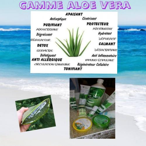 Aloe gamme