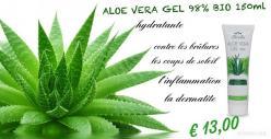 Aloe gel bio