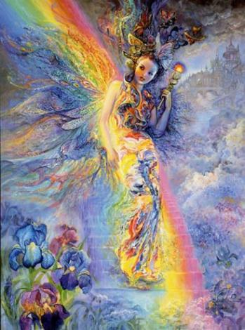 Arc en ciel mythologie