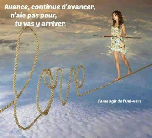 Avancee love 1