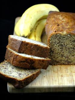 Banana bread chia