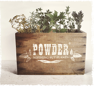 Box powder