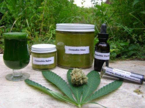 Cannabis huile