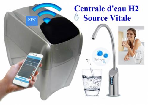 Centrale d eau h2o