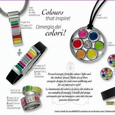 Chakra couleurs