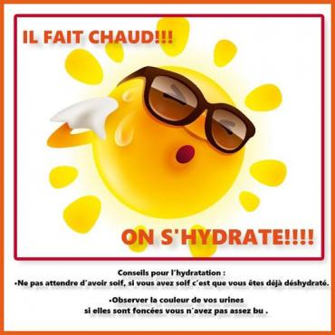 Chaud attention
