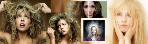 Cheveux electricite statique 2