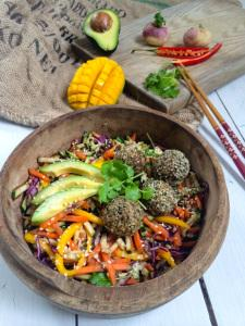Chia salade thai