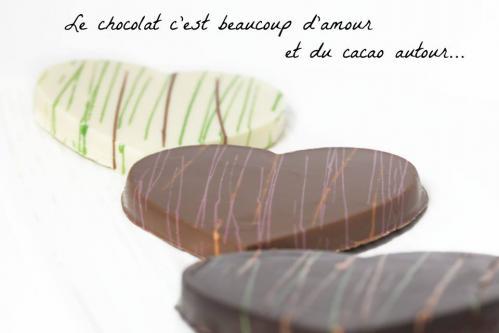 Chocolat amour