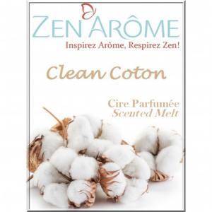 Cire parfumee coton 1