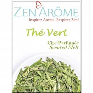 Cire parfumee the vert 1