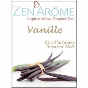Cire parfumee vanille 1
