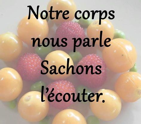 Corps parle