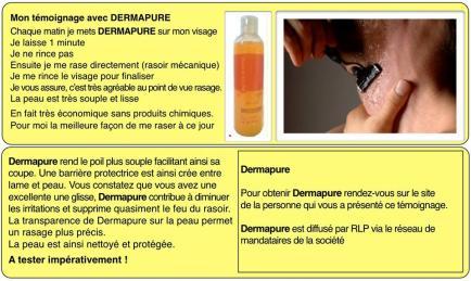 Dermapur temoignage 1