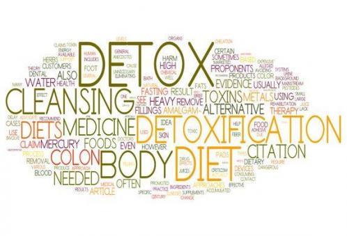 Detox toxines