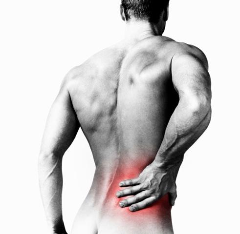 Douleurs dorsales 1