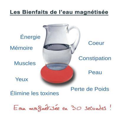 Eau magnetisee 2
