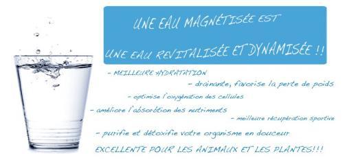 Eau magnetisee 3