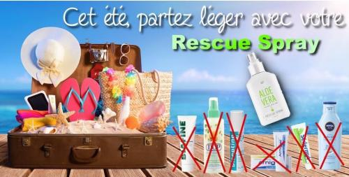 Ete rescue spray