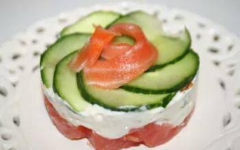 Fraicheur saumon
