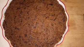 Gateau quinoa pruneau