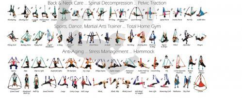 Hama yoga postures