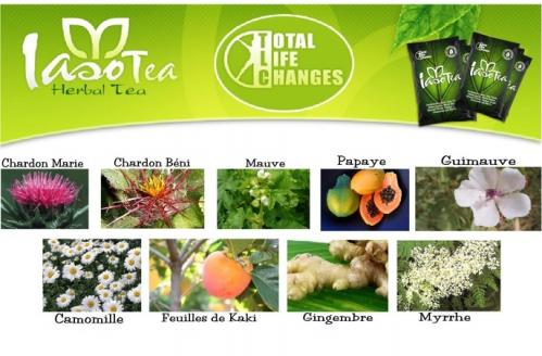 Iaso tea ingredients 2