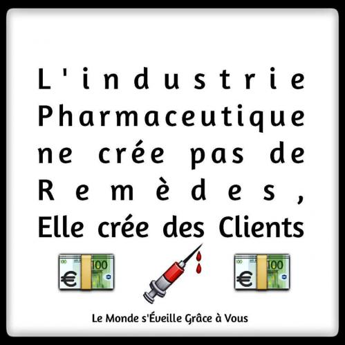 Indusrie pharmaceutique