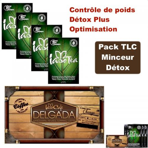Intensif iaso minceur the cafe delgada