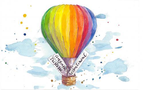 La montgolfiere mental detox