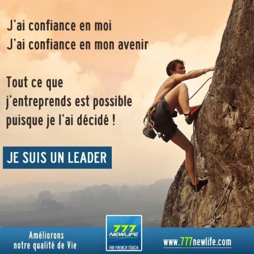 Leader confiance 1