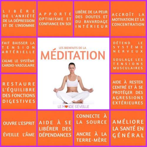 Meditation benefices 3
