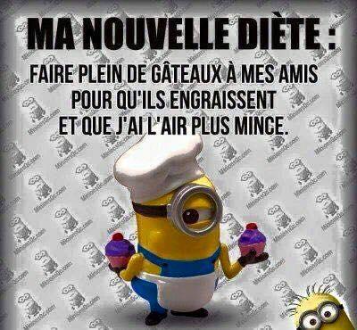 Minion diete
