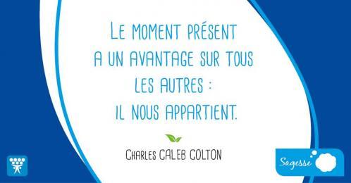 Moment present 1