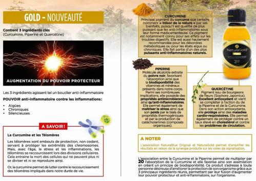 Naturagold nouveaute