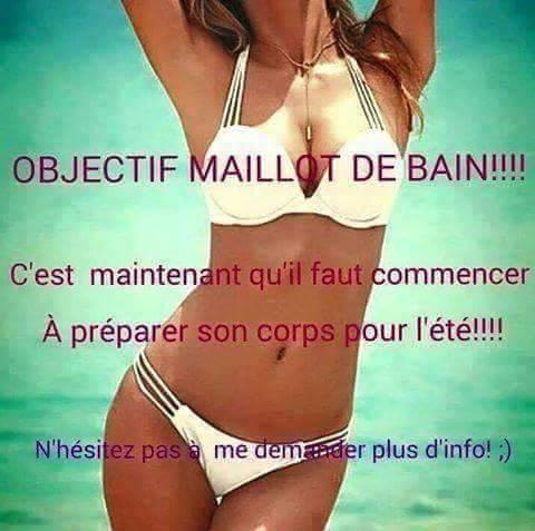 Objectif maillot