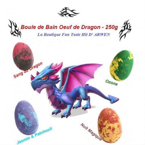 Oeufs de dragon 1