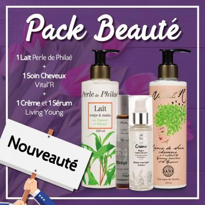Pack beaute