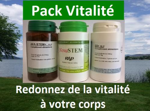Pack vitalite 2