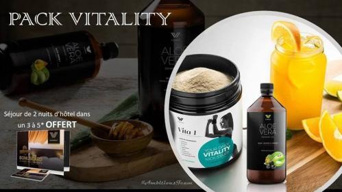 Pack vitalite