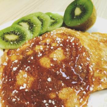 Pancakesaupsyllium