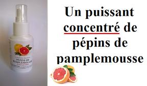 Pepins de pamplemousse 1