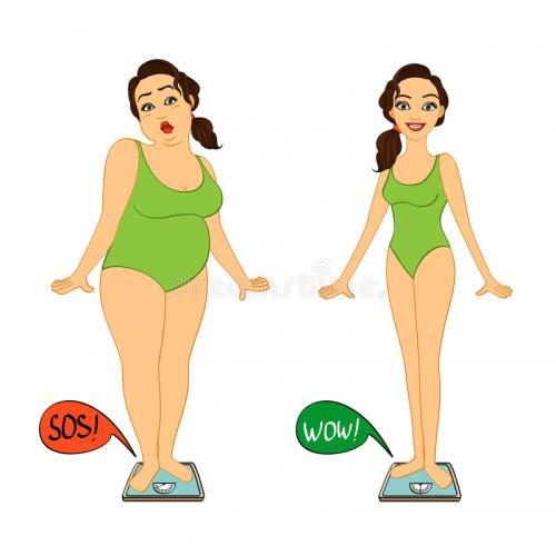 Perte de poids 1