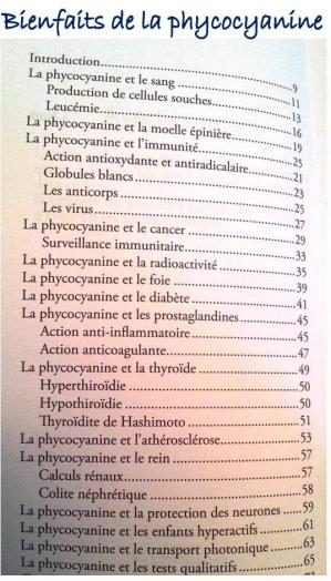 Phyocianine bienfaits 1