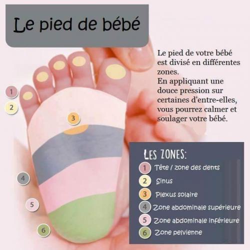 Pied de bebe 1
